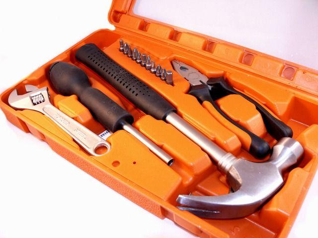 Werkzeugsets für treue Kunden