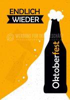 Oktoberfest Poster | Werbeposter für Oktoberfest