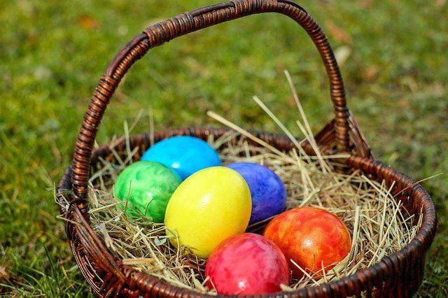 An Ostern kannst du deine Kunden mit Saisonartikeln überraschen