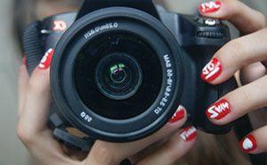 Fotografie mit einer hochwertigen Kamera