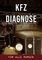 KFZ Diagnose für alle Marken Poster | Werbung für Plakatständer