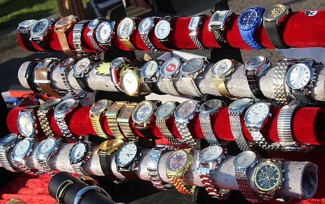 Uhren als Werbegeschenk