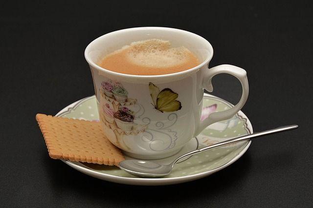 Aufmerksamkeit als Kaffee
