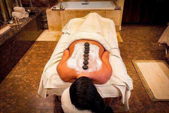 Massage Sets als Werbegeschenk