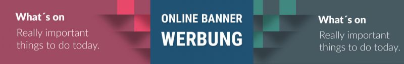 Online Bannerwerbung