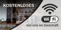 2:1 | Kostenloses WIFI Plakat | Werbeplakat für Geschäfte | 2 zu 1 Format