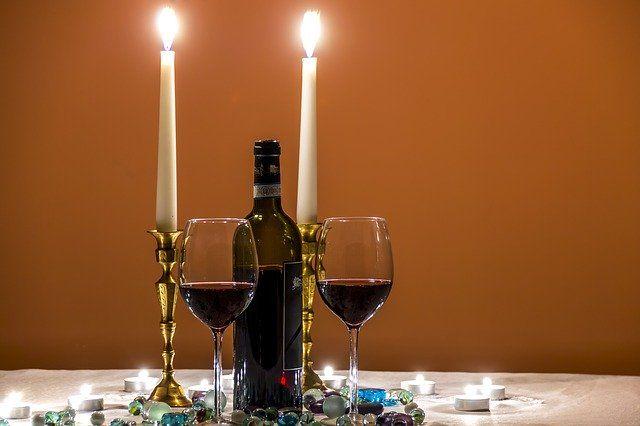 Wein wird von jedem gerne getrunken