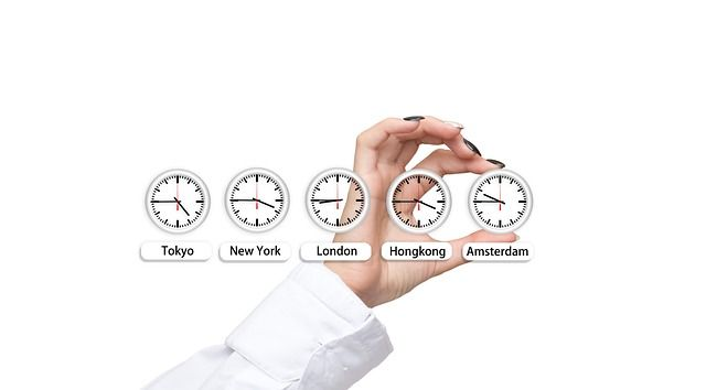 Weltzeituhren für Geschäftsleute als Werbegeschenk