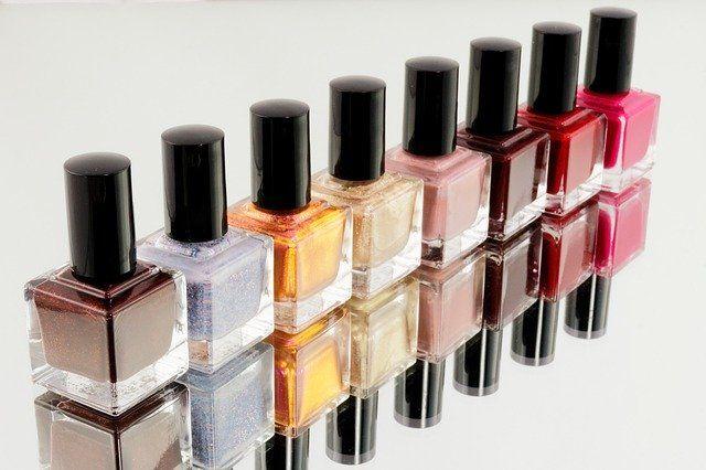 Kosmetikprodukte als Geschenkset