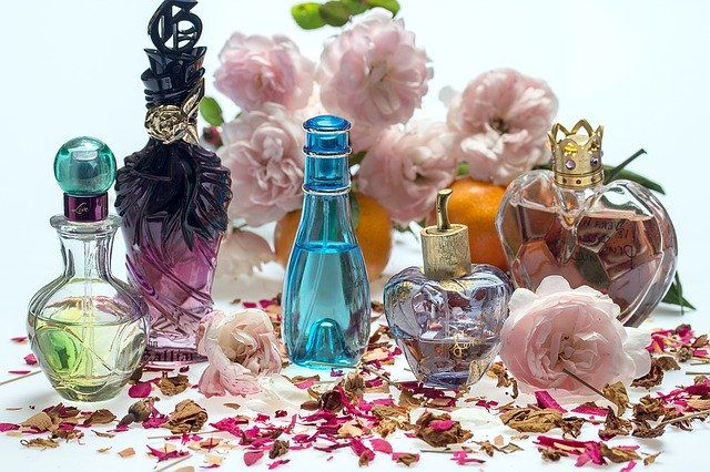 Parfum als Werbemittel