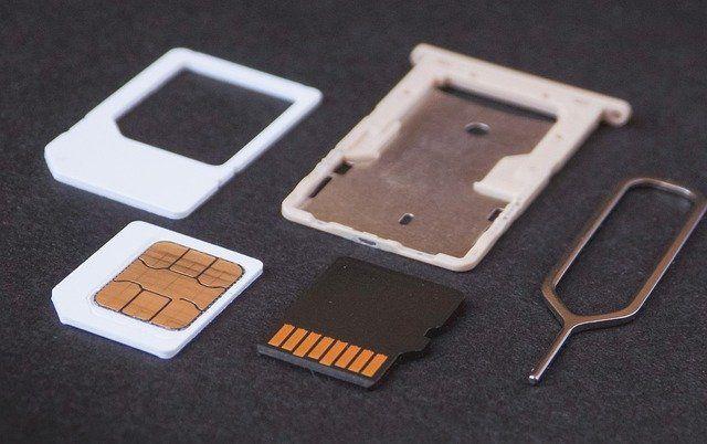 Micro SD Karten haben eine große Speicherkapazität