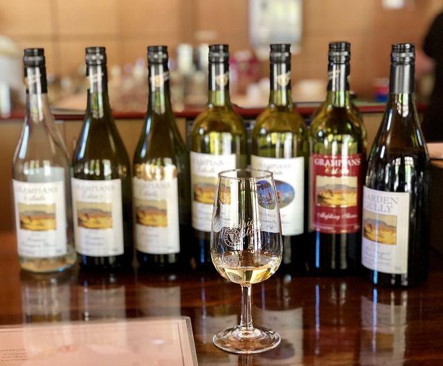 Ein Wein Set als Werbegeschenk