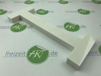 3D - Acryloxbuchstaben | Gefärbte Acrylbuchstaben | 19mm stark