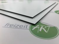 Alu-Verbund Platte Zuschnitt 3mm stark