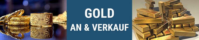 Banner für Gold An- und Verkauf