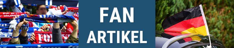 Banner für Fan Artikel