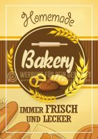 Homemade Bakery Plakat