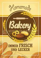 Homemade Bakery Plakat