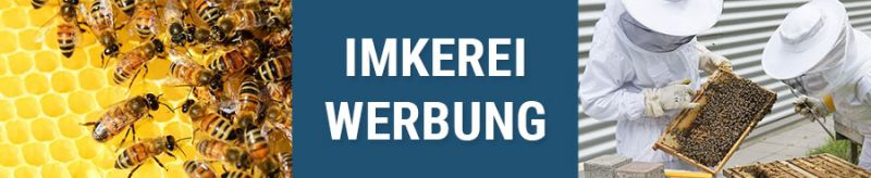 Banner für Imkerei