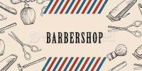 2:1 | Barbershop Werbeplakat kaufen | Werbung für Plakatständer | 2 zu 1 Format