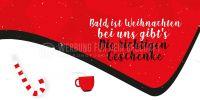 2:1   Bald ist Weihnachten Plakat   Poster kaufen   2 zu 1 Format