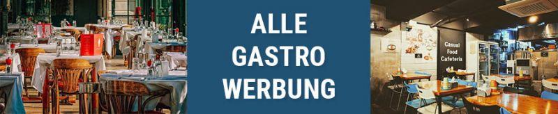 Banner für alle Gastrowerbung