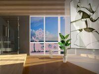 Sichtschutzfolie | Fensteraufkleber Blumenvielfalt | Blumenvielfaltmotiv