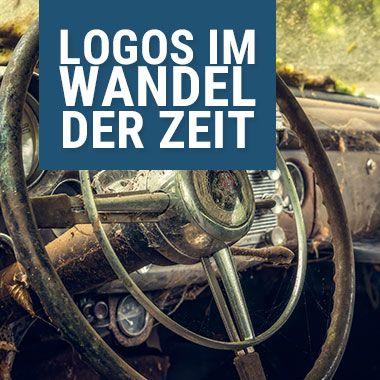 Logos leben auch im Wandel der Zeit