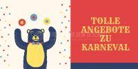 2:1 | Tolle Angebote zu Karneval Plakat | Poster kaufen | 2 zu 1 Format