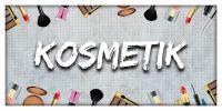 2:1 | Kosmetik Werbebanner | Kosmetikposter auch für Plakatständer | 2 zu 1 Format