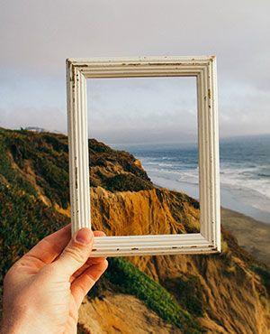 Rahmen mit Foto