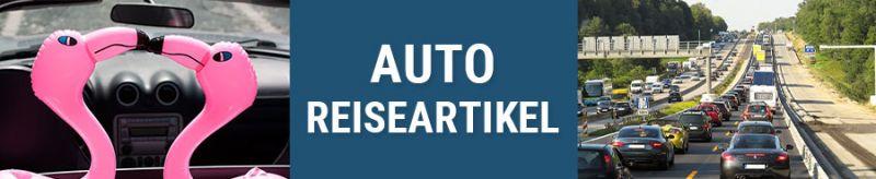 Banner für Auto Reiseartikel
