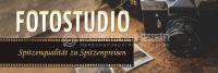 3:1 | Fotostudio Plakat | Plakatwerbung für Fotostudios | 3 zu 1 Format