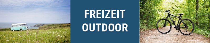 Banner für Freizeit und Outdoor
