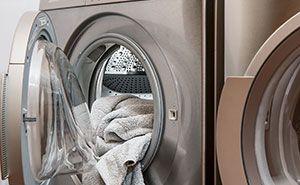 Die Textilreinigung wäscht auch deine Wäsche