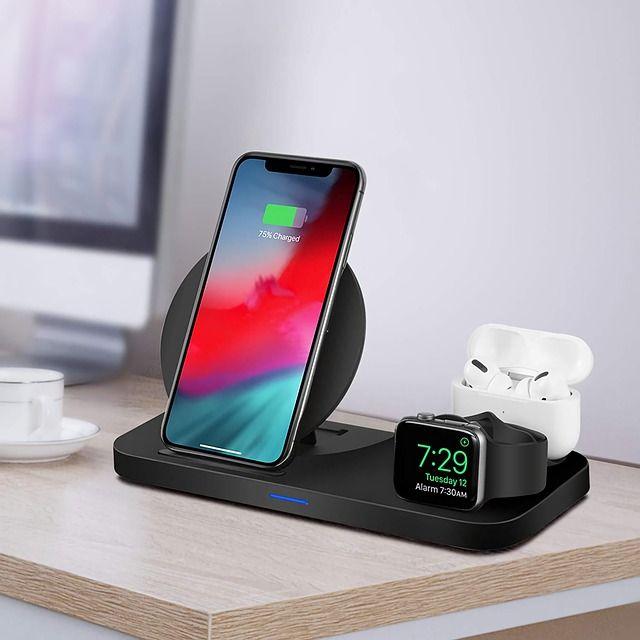 Wireless Charger als Smartphone-Zubehör Werbeartikel