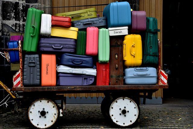 Koffer und Taschen sind optimale Werbeartikel