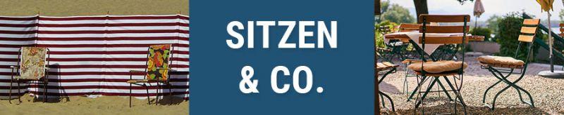Banner für Sitzen und Co.
