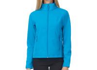 Softschell Jacke Frauen inkl. einfarbigem Druck