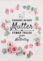 Etwas tolles zum Muttertag Poster | Werbeposter zum Muttertag