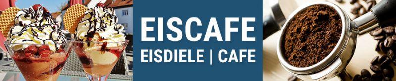 Eiscafé | Café | Eisdiele Werbung Header