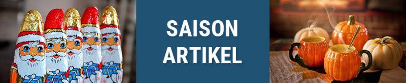 Banner für Saisonartikel