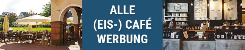 Banner für alle Eiscafe Werbung