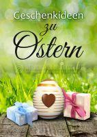 Geschenkideen zu Ostern Werbetafel | Plakat online drucken