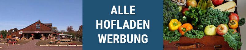 Banner für alle Hofladenwerbung