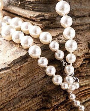 Wunderschöne Halskette für den Juwelier