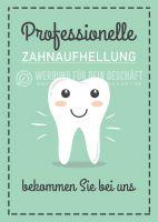 Zahnaufhellung Poster