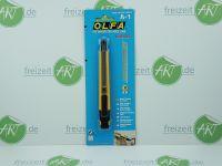 OLFA A-1 Cutter MEDIUM | Plastikmesser | Standard verpackt