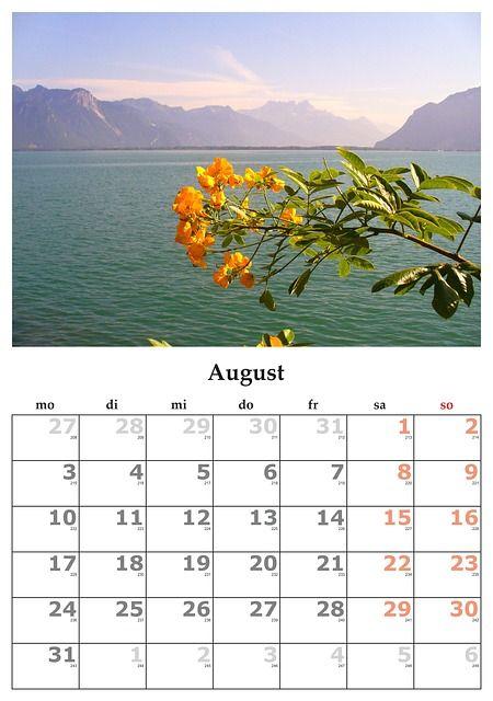 Kalender als Werbegeschenk