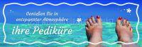 3:1 | Ihre Pediküre Werbeposter | Plakate online drucken | 3 zu 1 Format